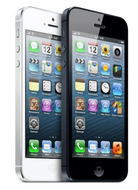 İphone 5 ve İphone 5S.
